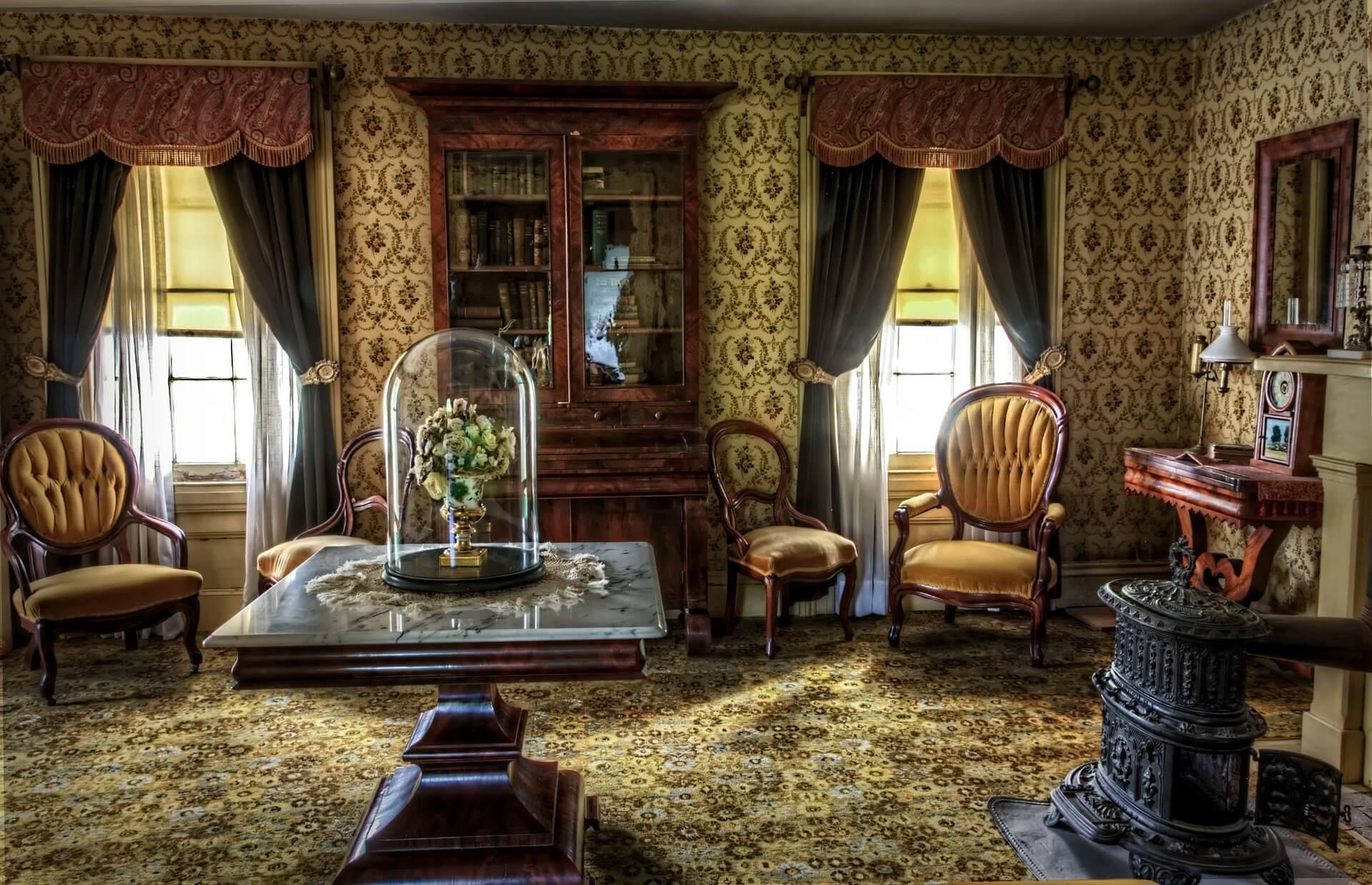Wystrój salonu - klasyka czy nowoczesność