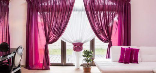 zasłony okienn